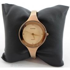 Kimio elbűvölő karpereces női óra - barna
