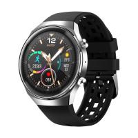 Smart Watch Q8 pulzusmérős telefonfunkciós okosóra - fekete-ezüst