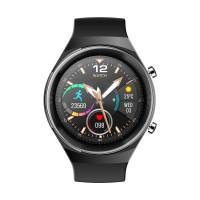 Smart Watch Q8 pulzusmérős telefonfunkciós okosóra - fekete