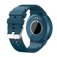 Smart Watch LZ02 pulzus és véroxigénszint mérős okosóra - kék