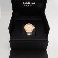 Baldinini 01.L.04.ADRIA exkluzív női karóra sötétszürke-rozé-arany színben