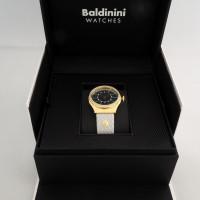 Baldinini 01.L.05.ADRIA exkluzív női karóra pezsgőszürke-arany színben